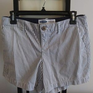 Old Navy Classic Pinstripe Shorts